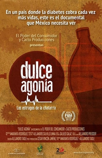 Poster of Dulce agonía