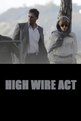 Poster of High Wire Act