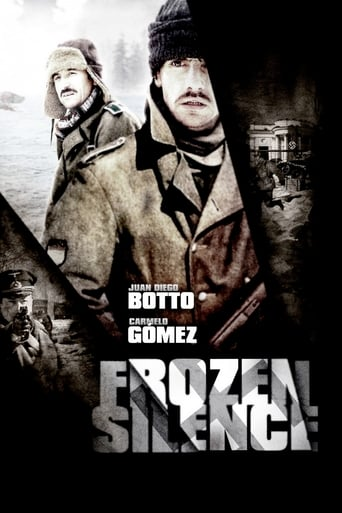 Poster of Frozen Silence