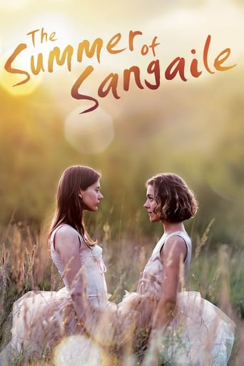 Poster of The Summer of Sangaile