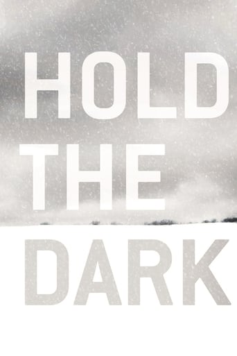 Poster of Hold the Dark