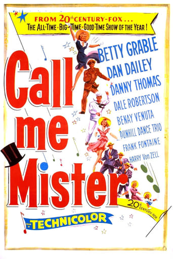 Poster of Call Me Mister
