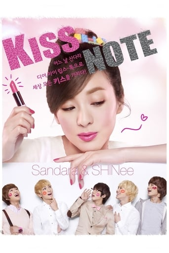 Poster of Kiss Note