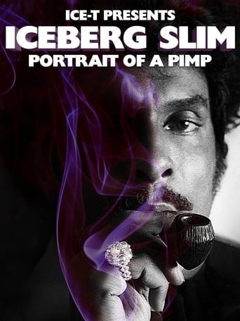 Poster of Iceberg Slim: Portrait of a Pimp