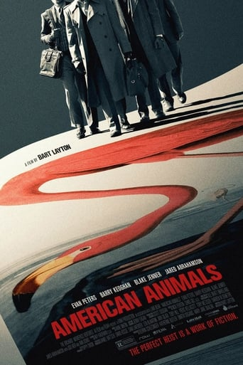 American Animals: O Assalto