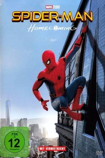 Filmplakat von Spider-Man: Homecoming
