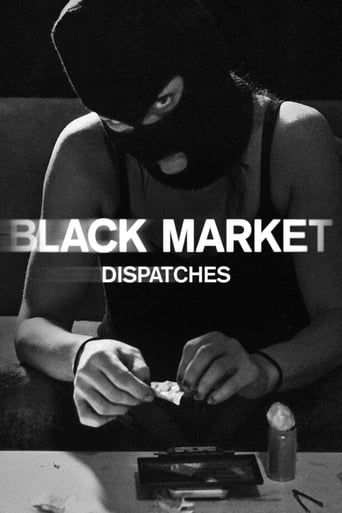 Poster of Black Market: Dispatches