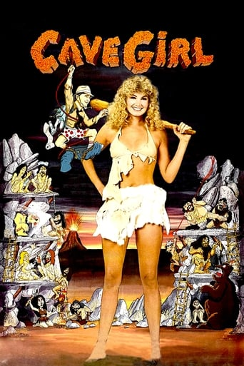 Poster of Cavegirl