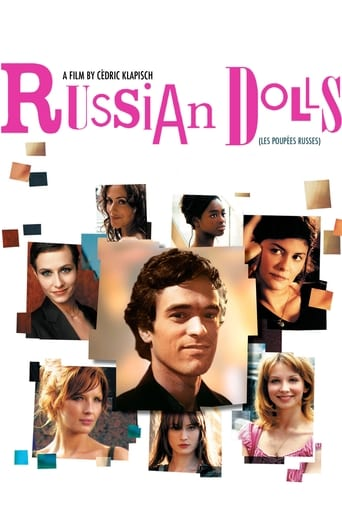 Poster of Russian Dolls