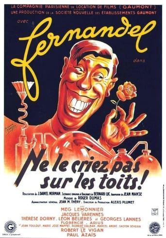 Poster of Ne le criez pas sur les toits