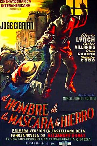 Poster of El hombre de la máscara de hierro