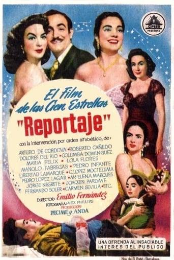 Poster of Reportaje