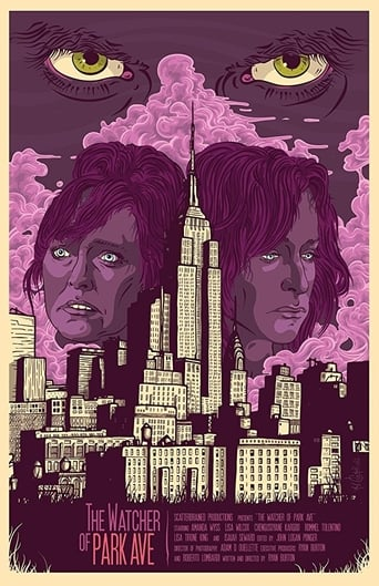 Poster of The Watcher of Park Ave