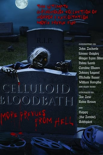 Poster of Celluloid Bloodbath