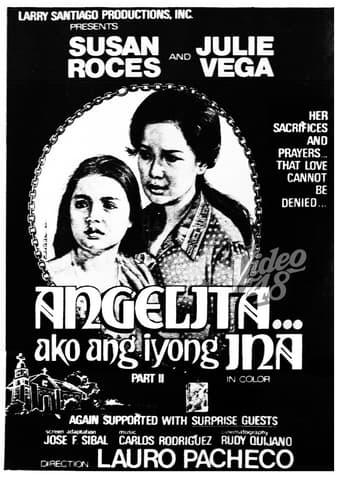 Poster of Angelita... Ako ang iyong ina