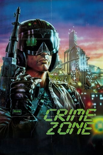 Poster of Crime Zone
