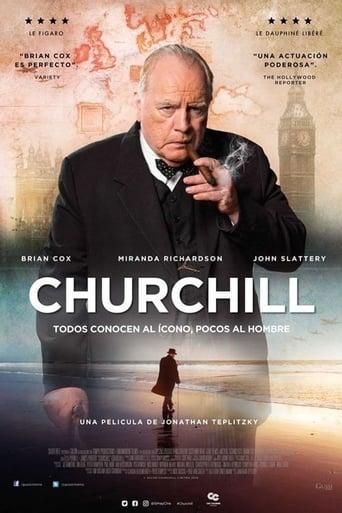 Poster of Churchill