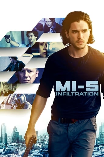 Poster of MI-5 : Infiltration