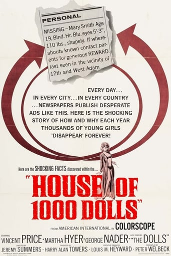 Poster of House of 1,000 Dolls