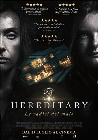 Poster of Hereditary: Le radici del male