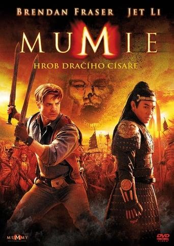 Poster of Mumie: Hrob Dračího císaře