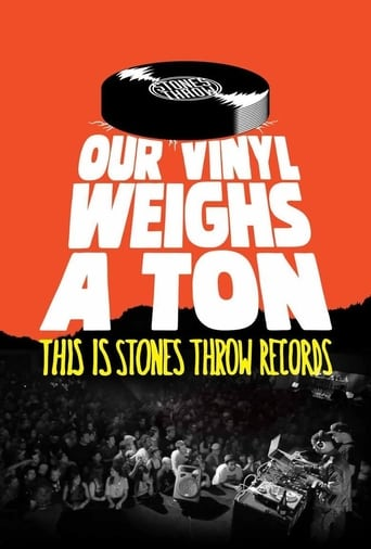 Poster of Our Vinyl Weighs a Ton: This Is Stones Throw Records