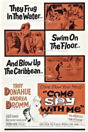 Poster of Come Spy with Me