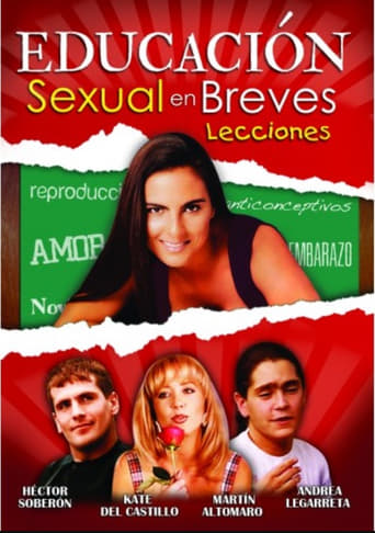 Poster of Sex Education In Brief Lessons