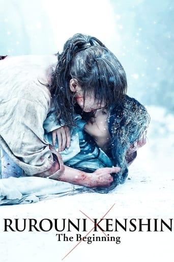 Poster of Rurouni Kenshin: The Beginning