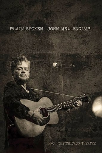 Poster of John Mellencamp: Plain Spoken Live from The Chicago Theatre