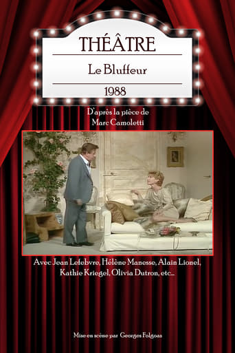 Poster of Le Bluffeur