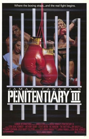 Poster of Penitentiary III