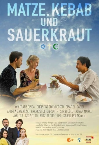 Poster of Matze, Kebab und Sauerkraut