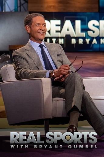 Poster of Real Sports with Bryant Gumbel