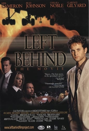 Poster of Left Behind