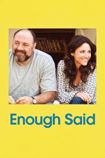 Poster of Enough Said