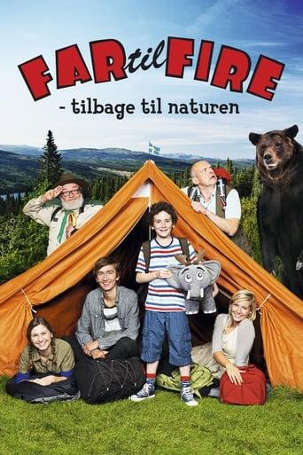 Poster of Far til fire - tilbage til naturen