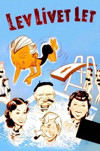 Poster of Lev livet let