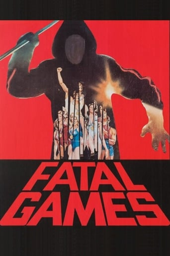 Poster of Fatal Games