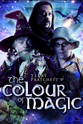 Poster of The Color of Magic