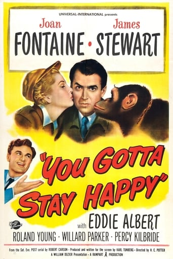 Poster of You Gotta Stay Happy