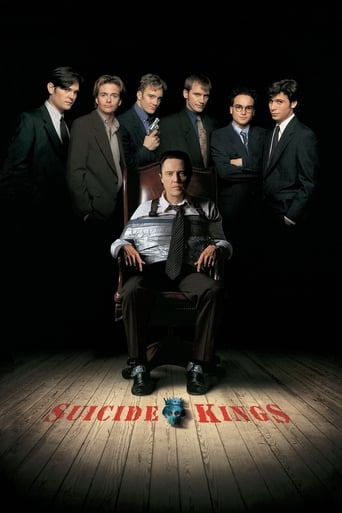 Poster of Suicide Kings