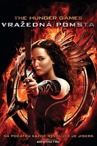 Poster of Hunger Games: Vražedná pomsta