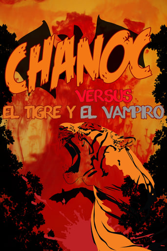 Poster of Chanoc vs. the Tiger and the Vampire