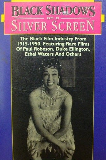 Poster of Black Shadows on the Silver Screen