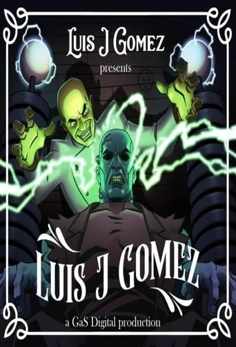 Poster of Luis J Gomez Presents Luis J Gomez
