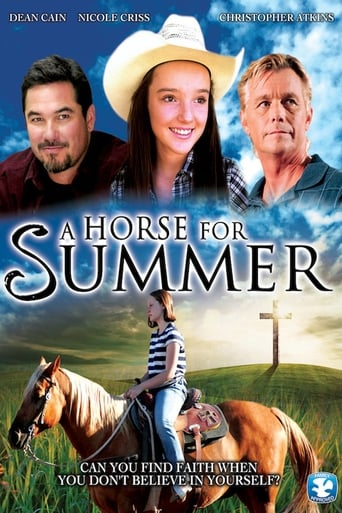Poster of A Horse for Summer