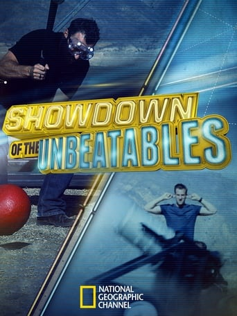 Poster of Showdown of the Unbeatables