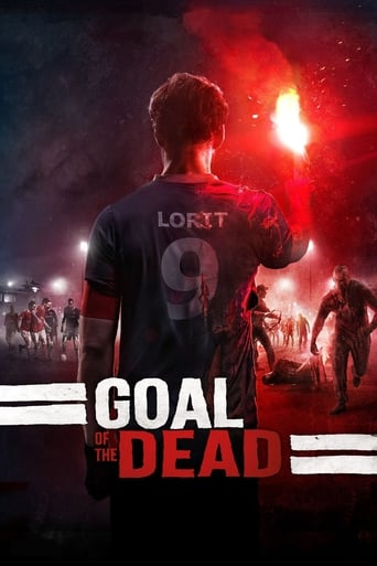 Poster of Goal of the Dead