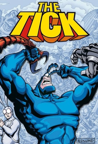 Poster of The Tick